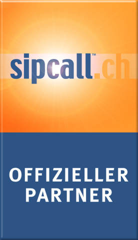 Sipcall.ch Partner